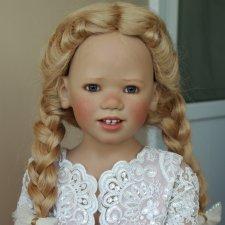 Моя красавица Jolise от Himstedt в образе хулиганки и принцессы. Фото и видео