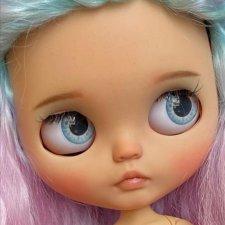 Моя Есения. Blythe неземной красоты от Натальи Шульженко