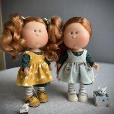 Кукольные будни - чем занимаются булочки Мии