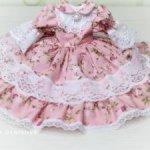 Пышное платье для Паола Рейна и им подобным