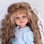 Маришка — ООАК куклы Паола Рейна