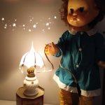 Миниатюрная лампа, светильник