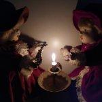 Элемент магических обрядов кукол