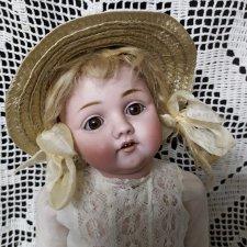 Антикварная кукла от JDK Kestner  без молда