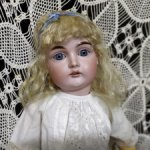 Антикварная кукла от J.D.Kestner, молд 167