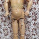 Антикварной  тело от Heinrich Handwerck . 40 см