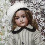 """Антикварная кукла """"Walkure"""" от Kestner для Kley & Hahn"""