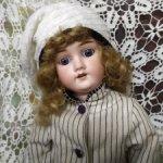 """Антикварная кукла """"Walkure"""" от Kestner для Kley & Hahn,молд 250"""