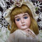 Антикварная кукла от Armand Marseille,молд 2000 DEP.