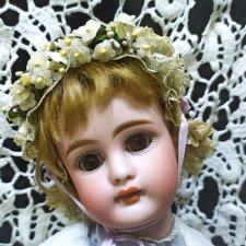 Антикварная кукла  от Bahr & Proschild, молд 297 dep. 34 см