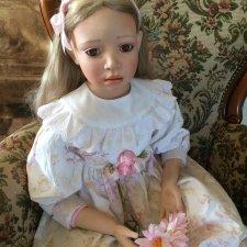 Джемима-одна из самых романтичных кукол известного автора.