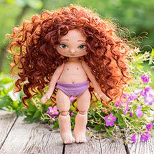 Кукольное лето от Наташи Исенбаевой
