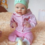 Малышка Пилар. Pilar от Adrie Stoete.