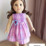 Одежда для AG, OG, MA и набивных кукол 18 инчей