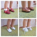 Обувь и носочки для Финуш