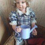 Декоративная лейка для ваших кукол