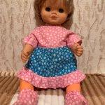 Кукла Булочка немка
