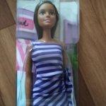 Барби базовая из серии Игра с модой