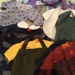 Большой лот одежды для ваших малышек
