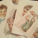 Раритетные открытки 60 - - - 70года