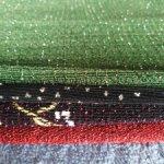 Лот нарядной ткани для кукольного рукоделия