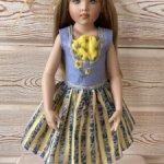 Кукла из серии «4 сезона» Лето от Helen Kish