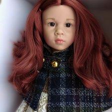 Роскошная Катарина (1) Готц Gotz с увеличенными живыми глазками.