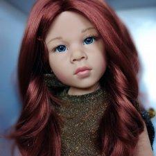 Катарина Готц Gotz. Нежная девочка с живыми сине-голубыми глазками!