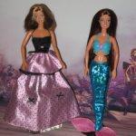 комплект одежды на Барби