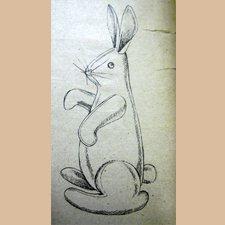 Как сделать игрушечного зайца