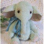 Слон Тедди 24 см.
