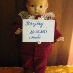 Кукла PATSY EFFANBEE Американская 1930-1940х годов США Прессопилочная