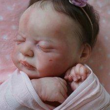 Новорожденная крошка Америкус