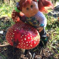 Моя коллекция капусток.. или Куклы, которые всегда повышают настроение