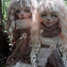 Мори герл - лесные девушки