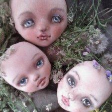 Три новые летние девочки
