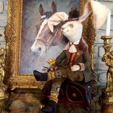 Белый Кролик - и в Стране чудес время неумолимо