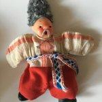 Кукла Чуб пластмассовая