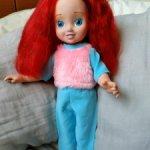 Кукла Ариэль Дисней 2002 г