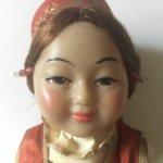 Кукла СССР Дружба народов казашка