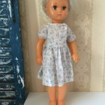 Кукла Лена Фабрики 8 марта