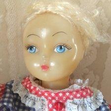 Кукла на чайник СССР