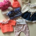 Одежда на куклу или пупса