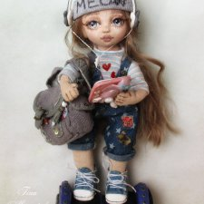 Куколки-малышки