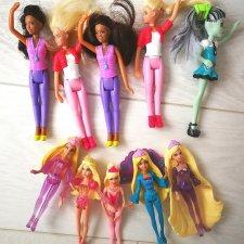 Разные игровые куклы