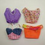 Одежда для Барби, винтаж, много