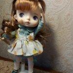 Кукла Xiaomi Monst в платьеце