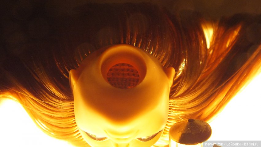 фото моей работы изнутри головы: