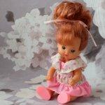 Роузбадик, пупсик Lil Friends of Barbie