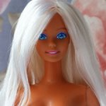 Beach Blast Barbie 1989 качественно перепрошитая